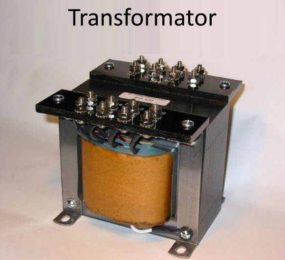 Pengertian Transformator (Trafo)