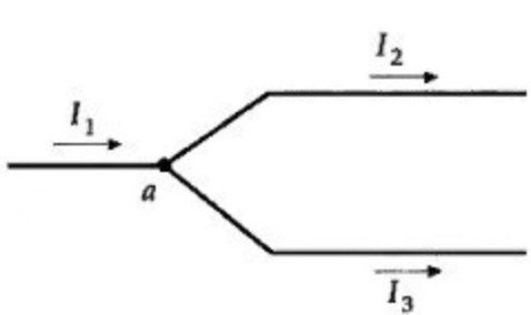 Bunyi Hukum Kirchhoff 1