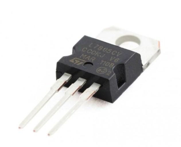Pengertian IC Voltage Regulator