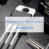 pengertian transistor adalah