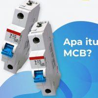 Pengertian MCB Listrik